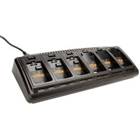 Lader Motorola CEP400, MTP850/S 6-punkt for batterier